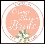 Orange Blossom Bride 2019